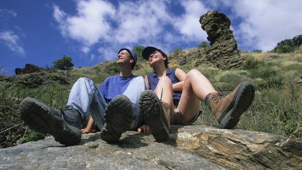 Test polvisokih pohodniških čevljev kaže, da zunanji videz in materiali ne vplivajo na kakovost! (foto: profimedia)