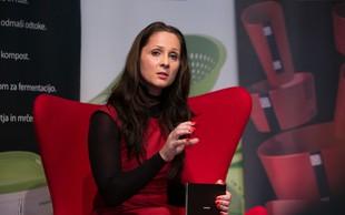 Ana Laura Rednak prejela nagrado IAMPRO MBA za podjetniško odličnost