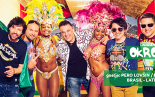 Za okroglih 22 let skupine Kingston z gosti: Pero Lovšin, Klemen Bunderla, Brasil-latin show ...