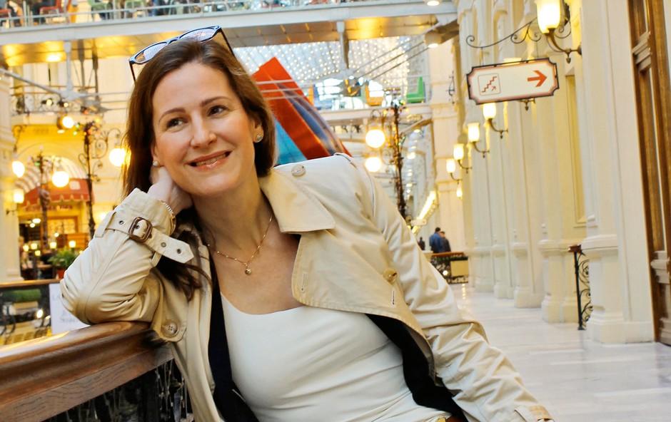 """Manca Izmajlova: """"Česa tako lepega še nisva naredila!"""" (foto: arhiv revije Lea)"""