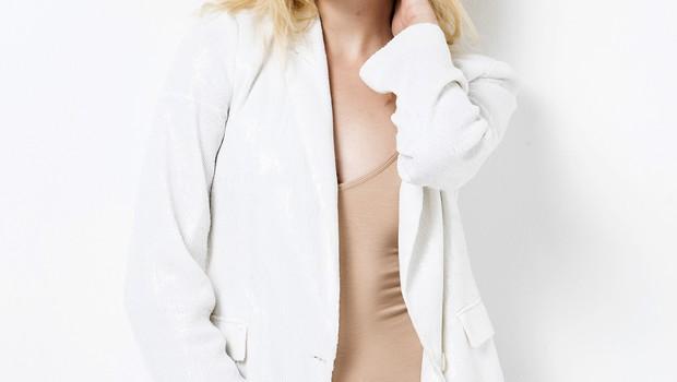 """Ajda Smrekar: """"Velika zabava še prihaja"""" (foto: arhiv revije Lea)"""