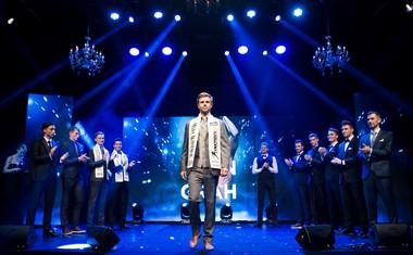 2. Mister Slovenije 2016 je postal Tilen Grah