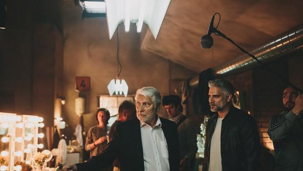 Boris in Sebastian Cavazza: Kaj napovedujejo plakati, ki namigujejo na njun dvoboj! (foto: Jernej Kokol)