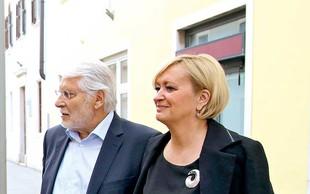 Ksenija Benedetti & Boris Cavazza: Njun simbol – vrtnica ljubezni