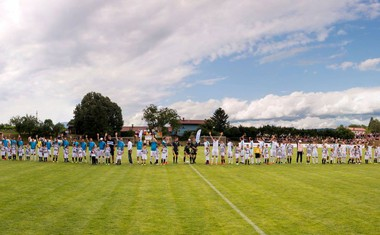 7. Dobrodelni nogometni spektakel v Biljah