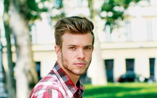 Tilen Grah (Mister Slovenije 2016): Všeč so mu starejše!