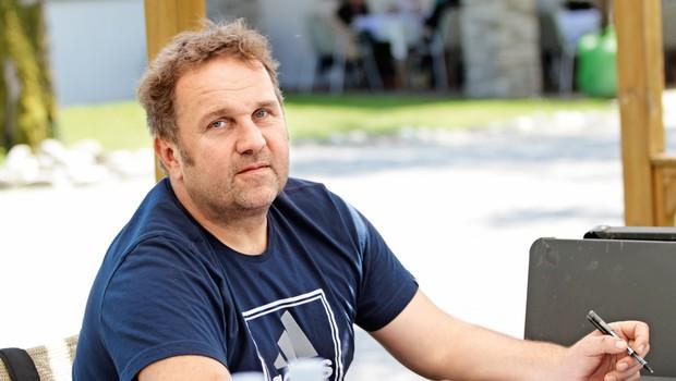 Lotos Šparovec: Resničnostni šovi so strup (foto: Goran Antley)