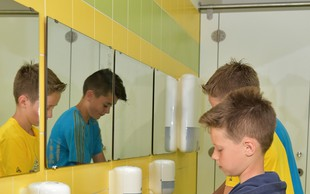 Citypark obnavlja šole: »Končno si bomo lahko roke umivali s toplo vodo«