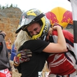Na najbolj ekstremni dirki pokazali veliko srce