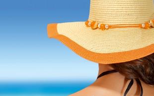 Zaščita pred soncem: Ne le sončna krema, temveč naše obnašanje!