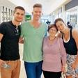 Erik, Jasmin, Alma, Jadranka: Primorski odklop in druženje