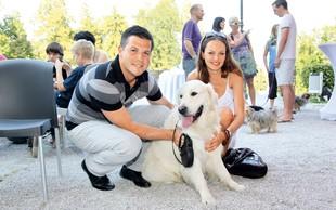 Iryna Osypenko Nemec ima psa s sončnim značajem