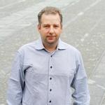 Janez Usenik (foto: Goran Antley)