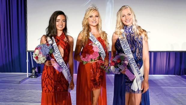 Nova Miss Universe je postala Lucija Potočnik! (foto: Samo Mervar)