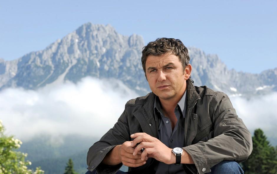 """Hans Sigl: """"Želim si obiskati Slovenijo"""" (foto: Arhiv pop tv)"""