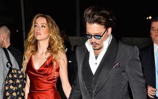 Johnny Depp si je spremenil tetovažo