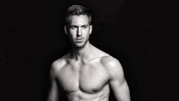 Calvin Harris: Ne bo več model za Armani (foto: Profimedia)