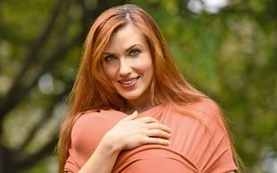 Maja Martina Merljak iskreno o materinstvu