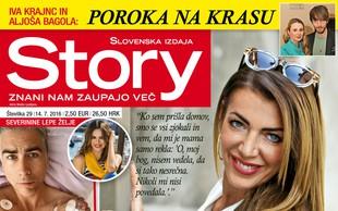"""""""Vse za svoja otroka,"""" zatrjuje Mirela Lapanović za Story!"""