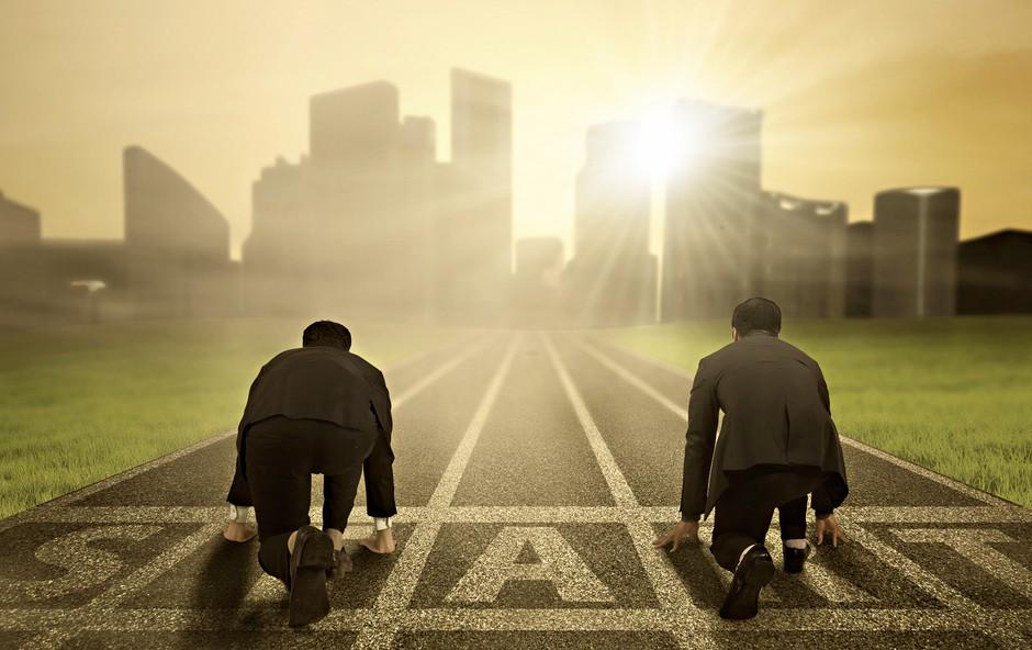 Se v poslu, športu in življenju res izplača tekmovati?