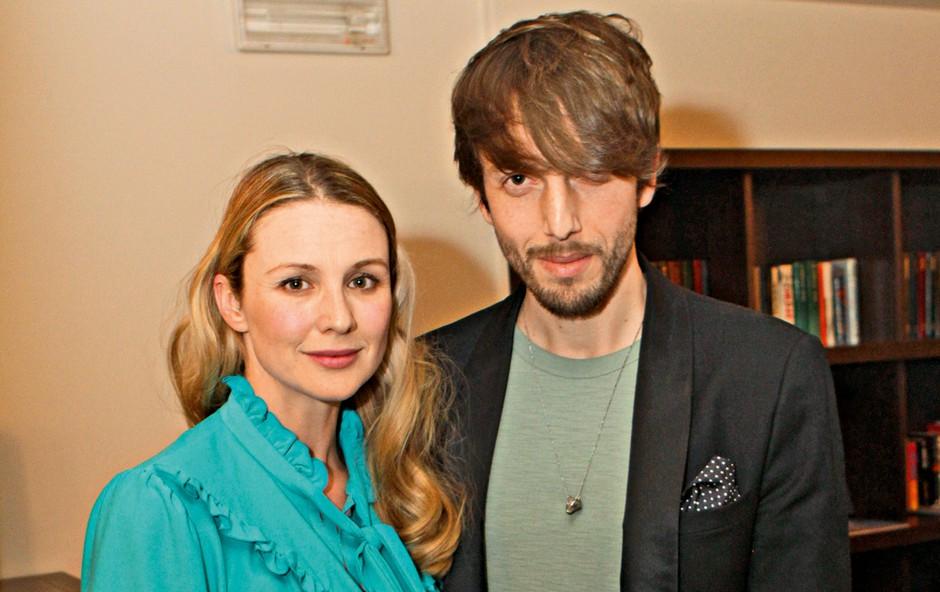 Iva Krajnc in Aljoša Bagola: Njun veliki dan na Krasu (foto: Goran Antley)