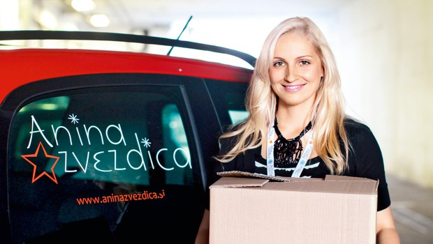 Ana Lukner: Za druge daje vse od sebe, zdaj pa ona potrebuje pomoč! (foto: Goran Antley)
