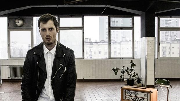Dominik Bagola: Glasba je zahtevna ljubica (foto: Aljoša Bagola)