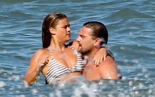 Leonardo DiCaprio: Omislil si je novo manekenko