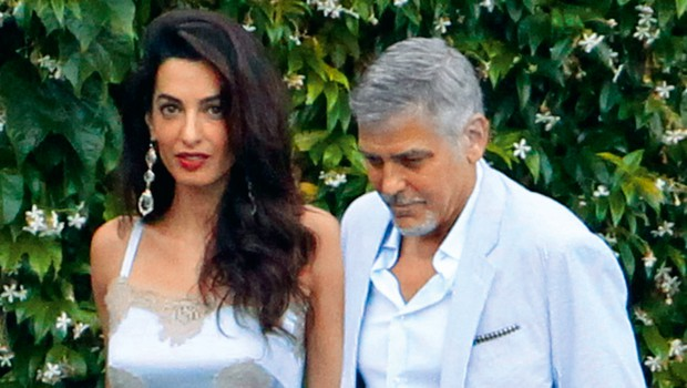George Clooney: Znebil se je zalezovalca (foto: Profimedia)