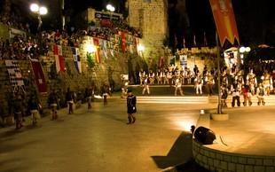 Začenja se največji srednjeveški festival na Hrvaškem: Rabska fjera!