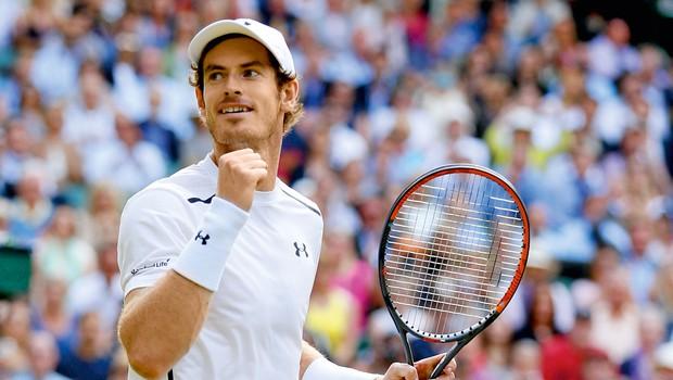 Andy Murray: Tekmovalni duh mu ne da spati (foto: Profimedia)