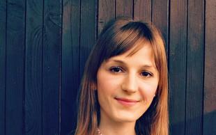 Katja Ropoša: Kuhaj, jej in se smej