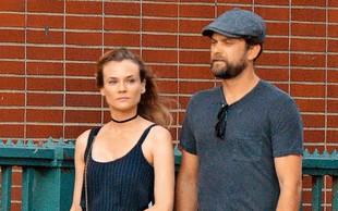 Diane Kruger in Joshua Jackson: Razšla sta se.