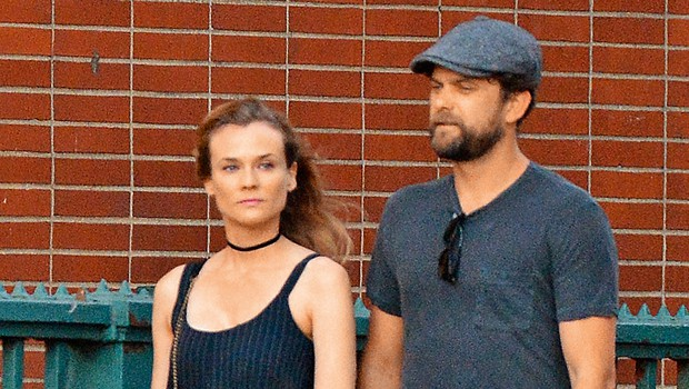 Diane Kruger in Joshua Jackson: Razšla sta se. (foto: Profimedia)