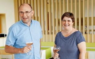 Bogomir In Dijana Valdhuber: Vino je živa stvar