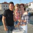 Vasilij Žbogar: Z družino pred olimpijskimi igrami