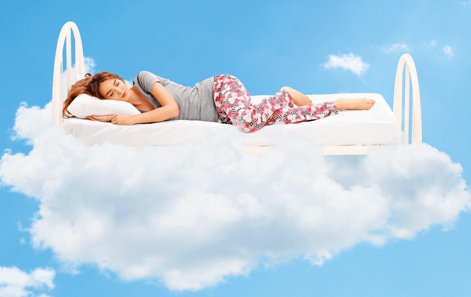 O tem, koliko spanja potrebujete in zakaj je vas spanec morda moten! (foto: Shutterstock)