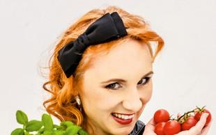 Tamara Fortuna: Mamica, podjetnica in kulinarična blogerka