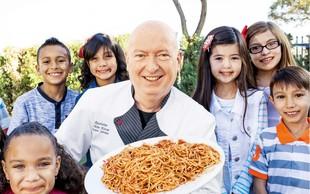 Bruno Serato: Kuha srečo za ameriške otroke