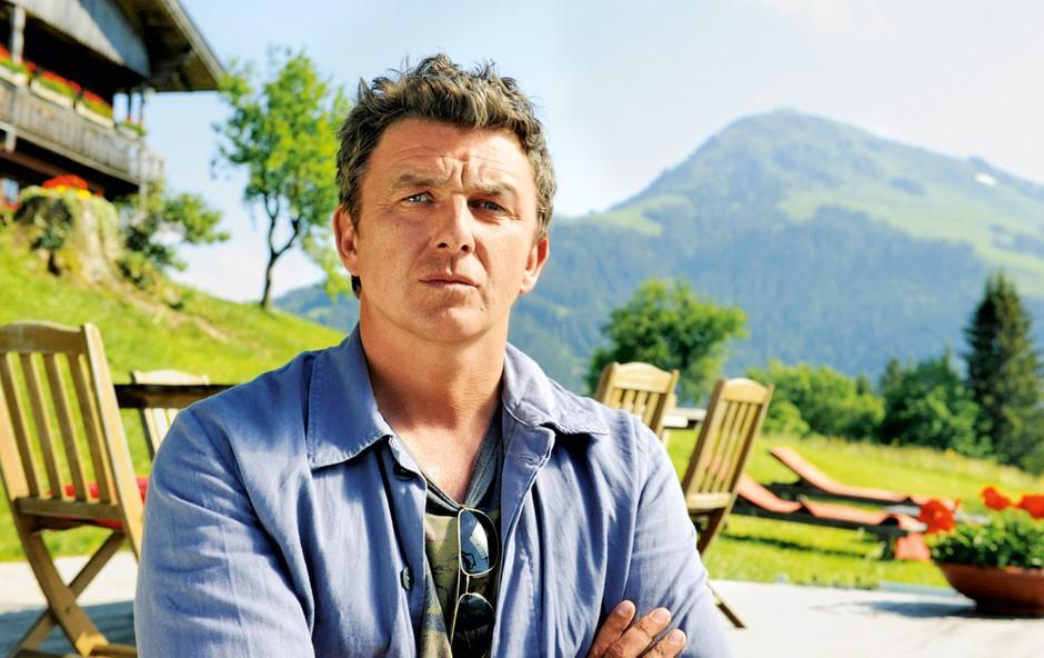 Hans Sigl: V seriji šarmer, doma zvesti mož! (foto: Pop Tv)