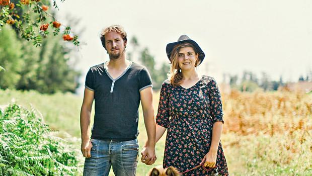 Jana Šnuderl in Simon Gašparovič: Skrivnost je v detajlih! (foto: arhiv revije Story)