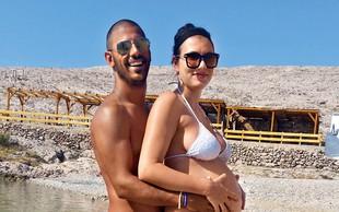 Ana Hrovat in  Tibor Baiee  (Big Brother): Zadnji oddih pred starševstvom