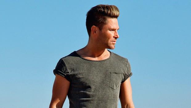 Sebastian se zanima za šov Zvezde plešejo! (foto: Tibor Golob)
