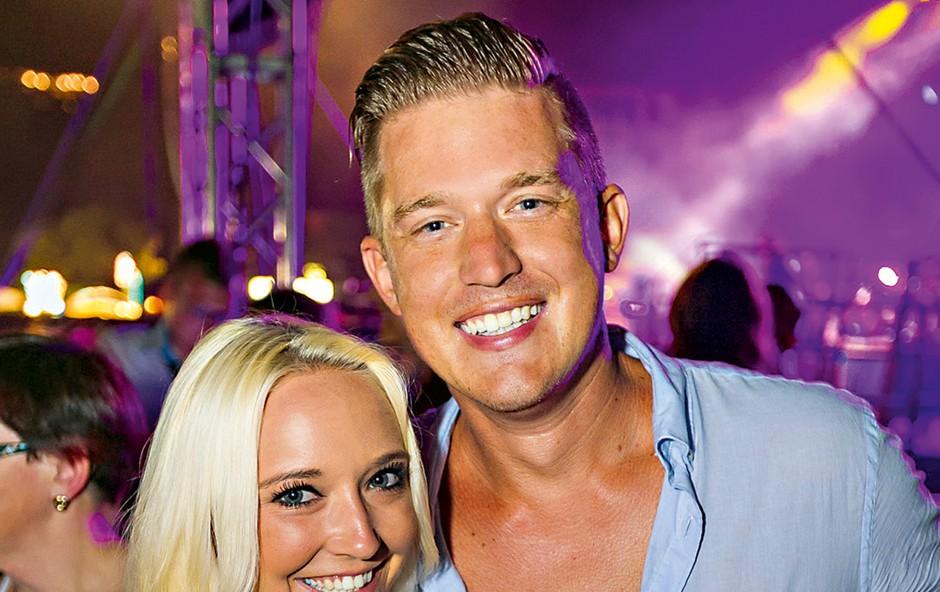 Erik Konig in Tamara Sobotič ostajata v prijateljski zvezi! (foto: Mediaspeed)