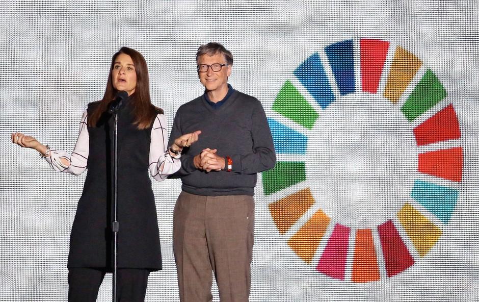 Melinda Gates: Vsi imamo iste sanje (foto: Getty images)
