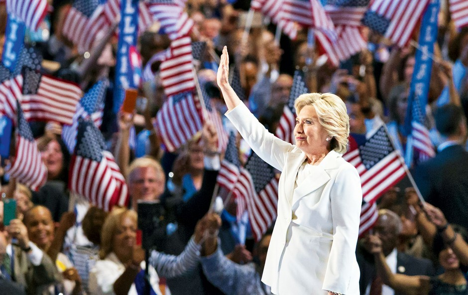 Hillary Rodham Clinton: Bo prva ameriška predsednica? (foto: Profimedia)