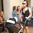 Kim Kardashian: Tudi malčka je postavila pred kamere