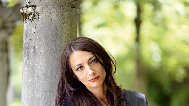Vesna Milek, novinarka in pisateljica (foto: Primož Predalič)