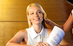Ana Šinkovec: Horoskop kaže, da je živahna in energična