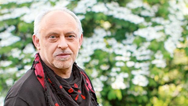 Feri Lainšček: Mali princ slovenske literature (foto: Goran Antley)
